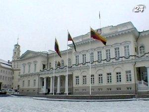 Литва угрожает обратиться в Стокгольмский арбитраж