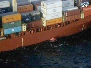 Спасены весь экипаж плавучего рыбзавода