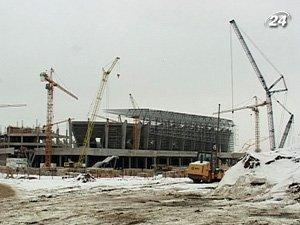 Арена к Евро-2012 во Львове