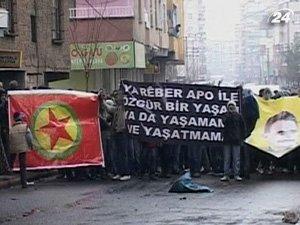 Столкновения в Турции