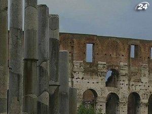 Храм Венеры и Ромы в Риме