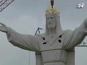 Самая высокая в мире статуя Иисуса Христа - теперь в Польше
