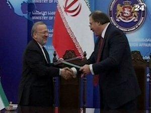 Грузия и Иран договорились