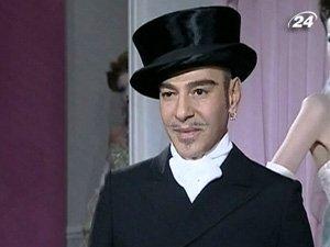 Модельер дома Dior Джон Гальяно