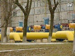 Цена на газ для Украины в 2011 г. выросла на 12 долл.