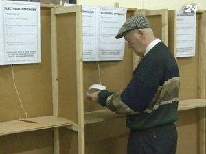В Ирландии правящая партия стремительно потеряла позиции на выборах