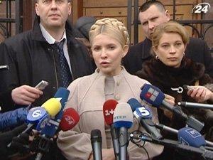 Тимошенко ежедневно ходить на допросы в ГПУ