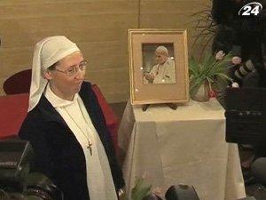 Монахиня Мари Симон-Пьер