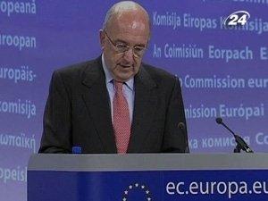 Комиссар ЕС по вопросам конкуренции Хоакин Альмуния