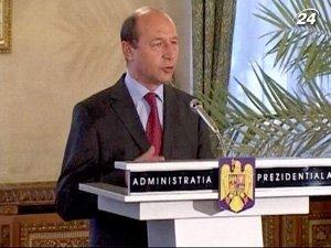 Румынский президент Траян Басеску