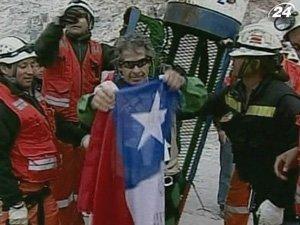 В Чили проходит операция по спасению шахтеров