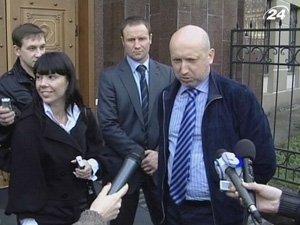 Турчинова вызвали на допрос в ГПУ