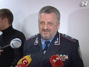 Заместитель министра внутренних дел Украины Василий Фаринник