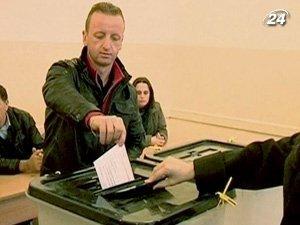Косовары голосуют