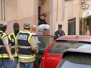Аресты басков