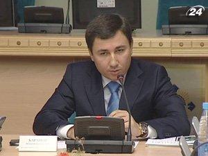 Заместитель министра транспорта и связи Украины Алексей Баранов