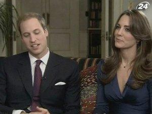 О принца Уильяма и его невесту снимут фильм