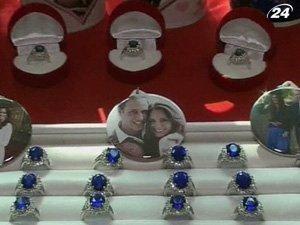 Китайцы уже зарабатывают на бракосочетании принца Уильяма
