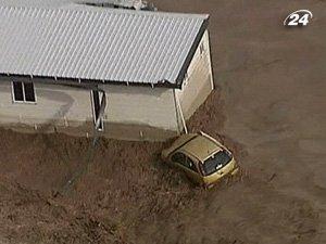 Смертоносные наводнения в Австралии