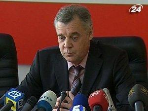 Председатель избирательном АРК Михаил Малышев