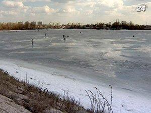 Лед существенно истончился - это может привести к трагическим последствиям