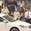 Продажи легковых авто в Украине за год выросли на 0,2%