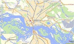 Кременчуг на Яндекс.Картах