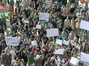 Силы оппозиции планируют принять участие в битве за столицу