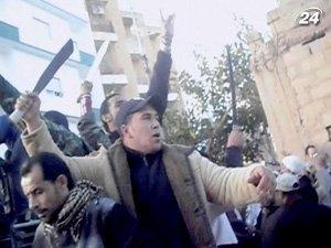 Оппозиция постепенно отвоевывает территорию у режима Каддафи