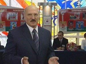 Новый-старый президент Александр Лукашенко