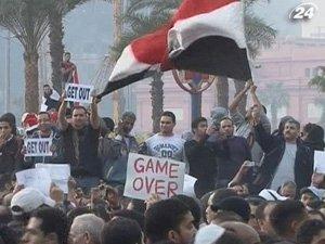 Ситуация в Египте продолжает оставаться крайне напряженной