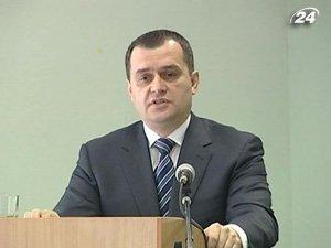 Председатель Государственной налоговой службы Виталий Захарченко