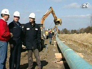 Строительство подводного трубопровода
