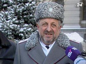 Заместитель министра внутренних дел Василий Фаринник