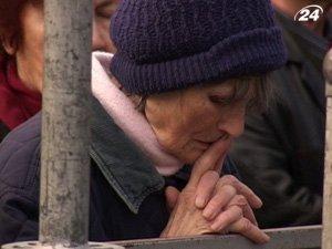 Молитва за выборы во Львове