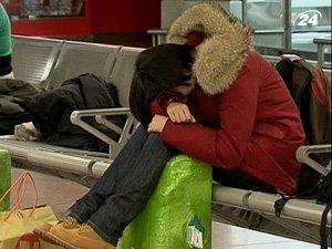 Рождество в аэропортах