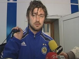 Артем Милевский после матча с Зарей