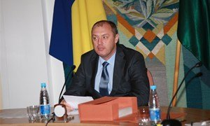 Полтавский городской голова Александр Мамай