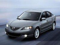 Mazda 3. Фото Mazda