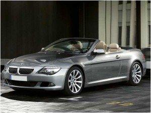 Кабриолет BMW 6-Series
