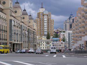 Поездка в Киев на собственном авто