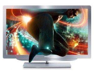 3D LED телевизор Philips 55PFL9706