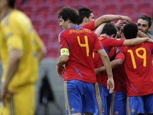 Украина - Испания. Анонс