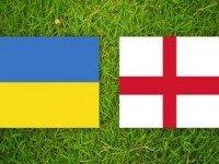 Украина - Англия. Анонс
