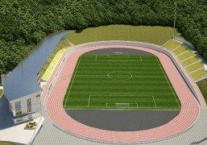 Проект стадиона «Скиф»