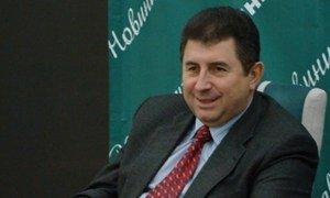 Председатель Полтавской областной государственной администрации Александр Удовиченко
