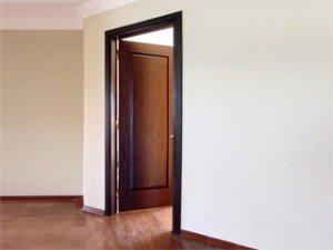 Новые двери