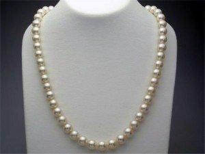 Жемчужное ожерелье Mikimoto