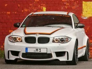BMW M Coupe 1-Series от APP Europe