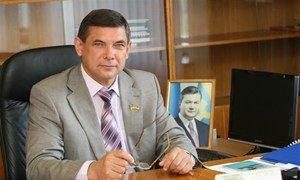Председатель Полтавского облсовета Иван Момот